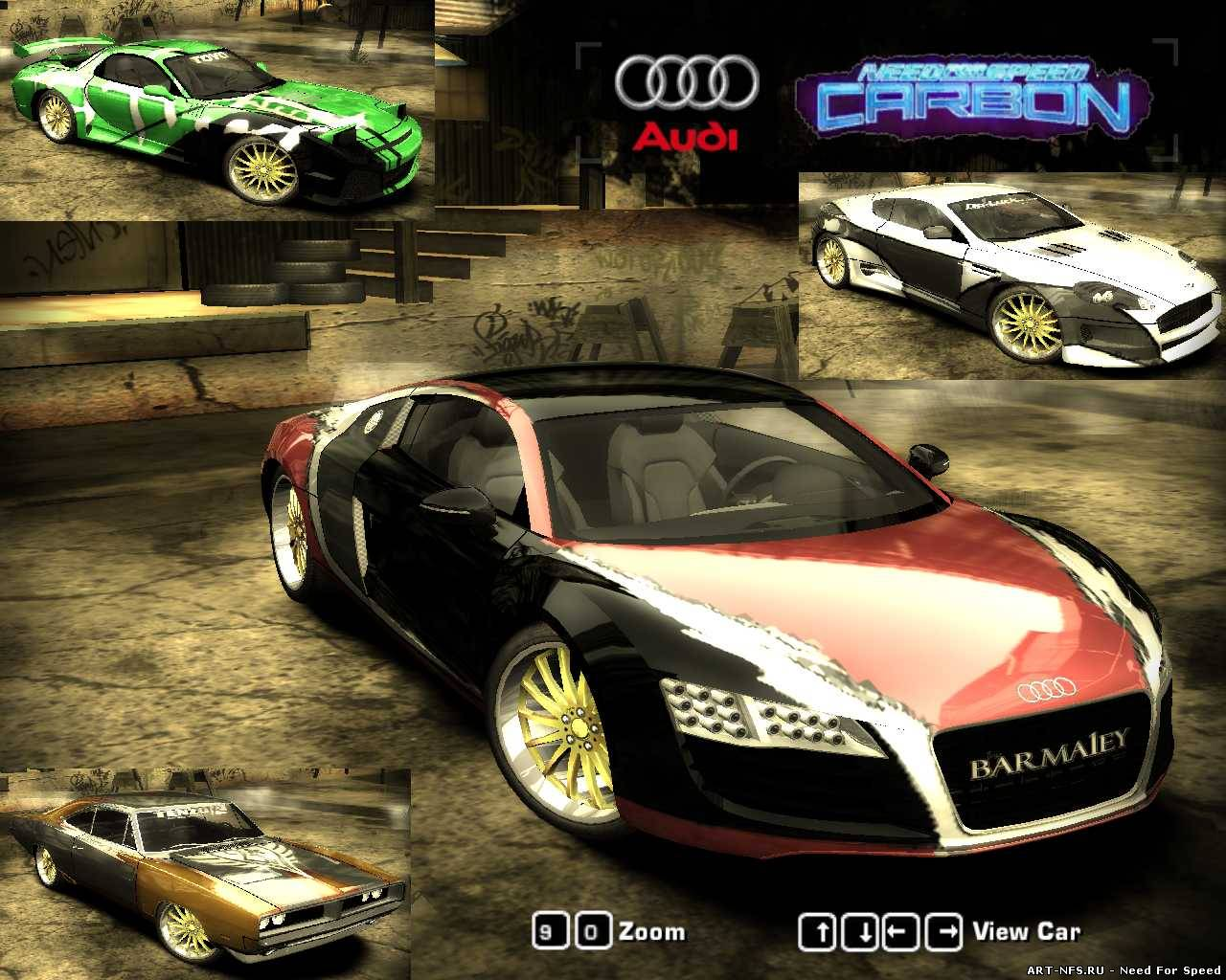Need for speed most wanted как сделать русские машины